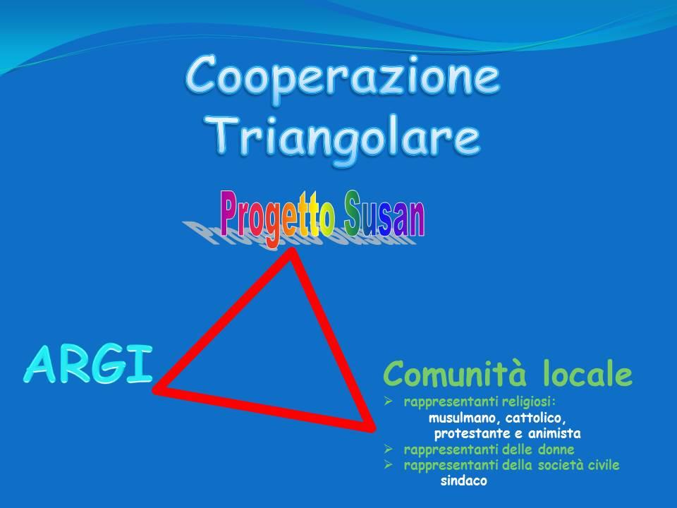 Cooperazione triangolare