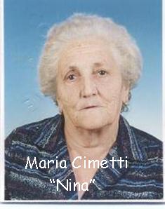 Maria Cimetti