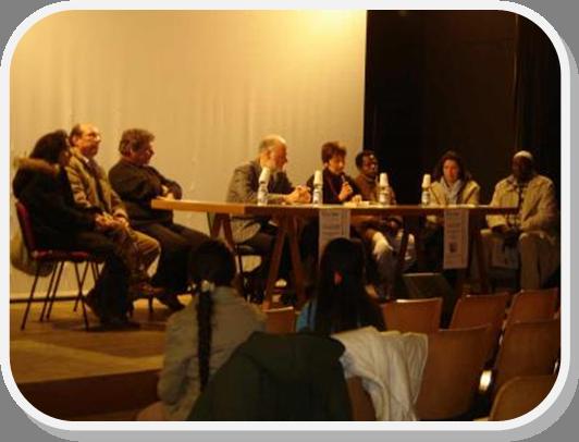 29 gennaio 2006 Il Progetto Susan con il Circolo culturale di Meduno ha incontrato la comunità burkinabé di Spilimbergo