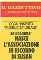 Il Gazzettino - Nasce l'associazione