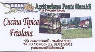 Agriturismo Ponte Maraldi