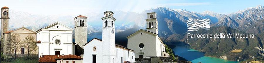 Parrocchie della Val Meduna