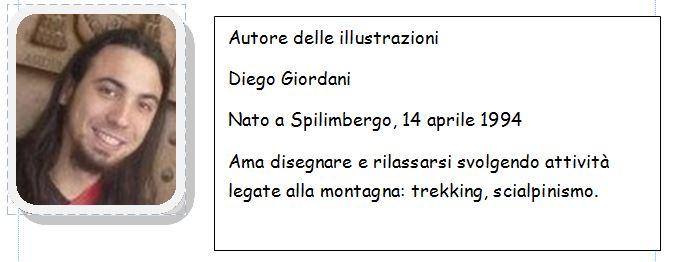 Diego Giordani autore illustrazioni
