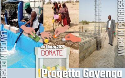 Avviato il progetto centro sanitario CSPS a Goyenga